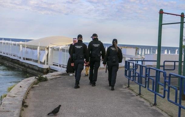 Силовики взяли под усиленную охрану побережье Одесской области