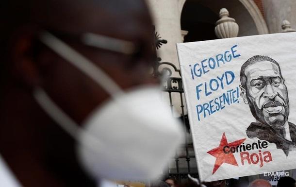 Кива предлагает переименовать проспект Бандеры в честь Джорджа Флойда