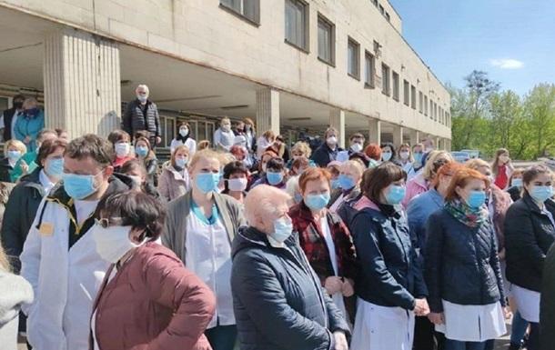 О чём протестовали психиатры Киева
