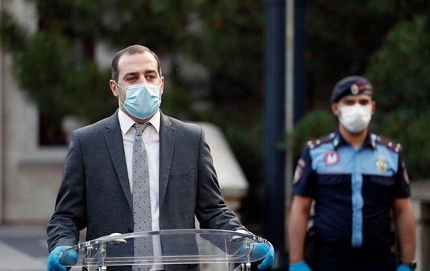 Прем єр Вірменії заявив про одужання від коронавірусу