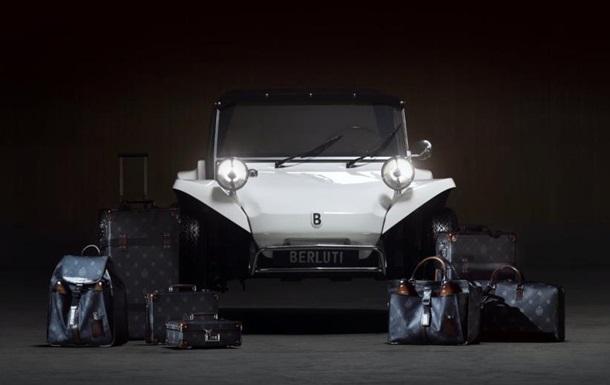 Модный дом выпустил собственный автомобиль: фото, видео