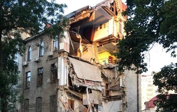 В Одесі завалився житловий будинок