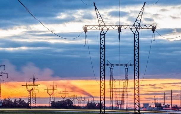 В Украине сократилось потребление электроэнергии