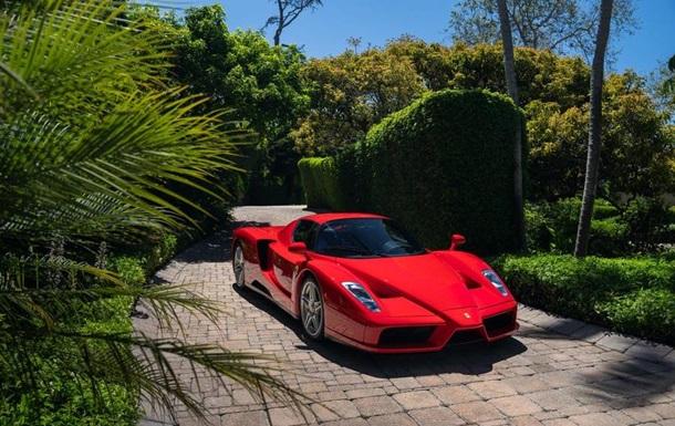 Самый дорогой автомобиль продан с аукциона: фото
