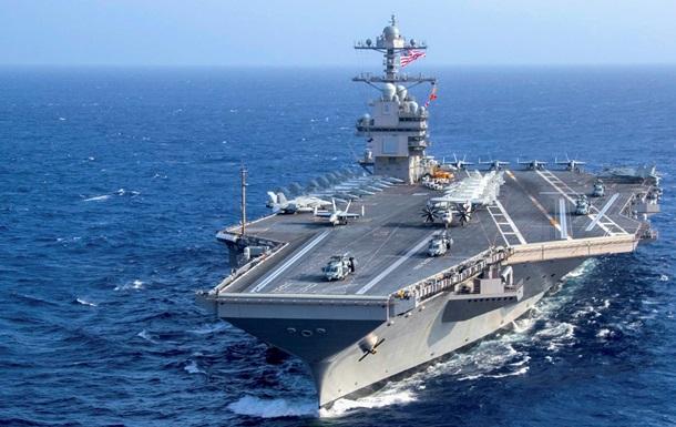 На новому авіаносці США відмовила катапульта для літаків