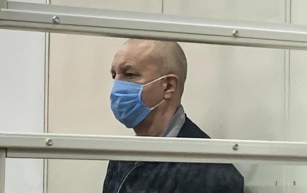 Суд на два місяці продовжив арешт генерала Шайтанова