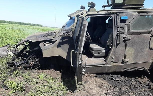 Подрыв автомобиля ВСУ: стало известно о состоянии военных