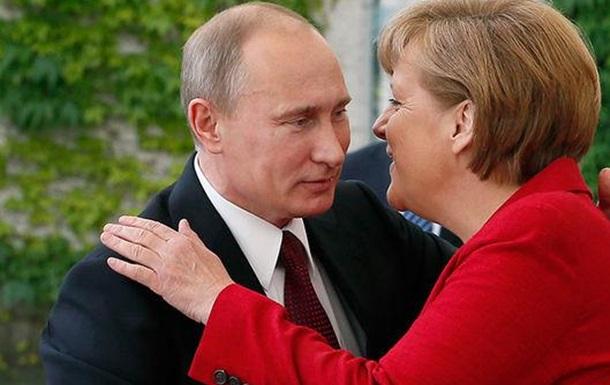 Союз Меркель-Путін: стратегічні конвульсії перед знищенням