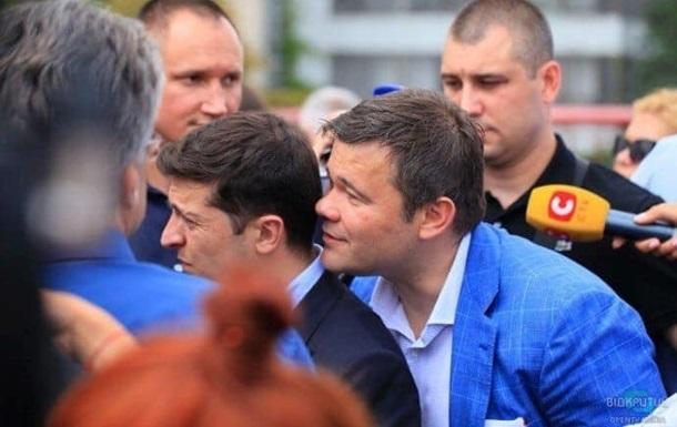 Зеленський про Богдана: Його псувала влада