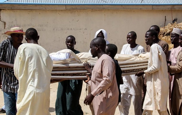У Нігерії бойовики вбили понад 100 людей в результаті серії нападів