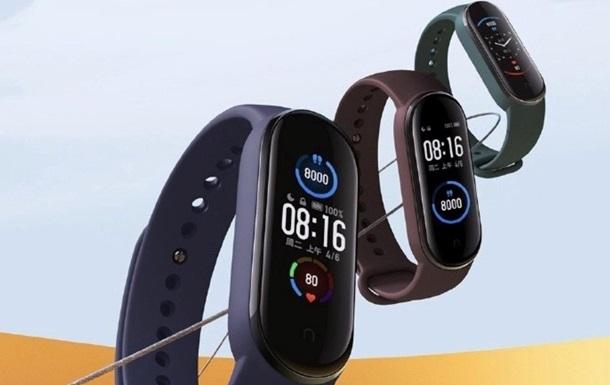 Представлен фитнес-браслет Xiaomi Mi Band 5