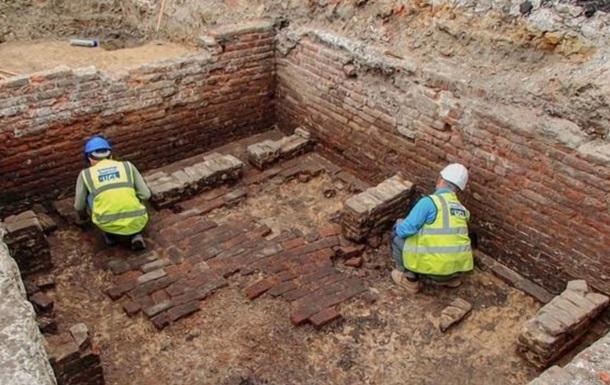 Найдены руины старейшего театра Лондона