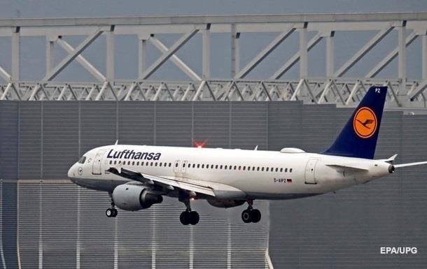 Lufthansa скоротить 22 тисячі співробітників через кризу