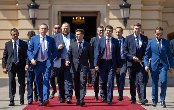 Основой кадровой политики президента Зеленского является доверие