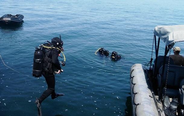 ВМС провели противодиверсионные учения в Одессе