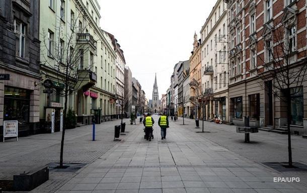 В ЄС тільки Польща і Швеція ще не пройшли пік епідемії