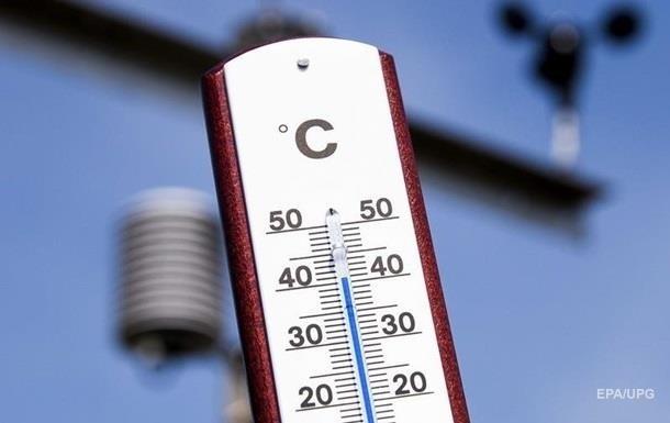 Спека в Києві побила чотири рекорди