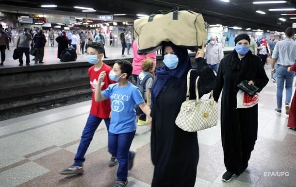 В Египте рекордное число заражений COVID-19 за сутки