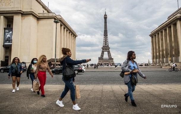 Франція відкриває кордони для туристів
