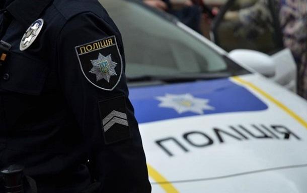 В Киеве во время оформления ДТП сбили полицейскую
