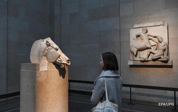 У Греції музеї знову почнуть приймати відвідувачів