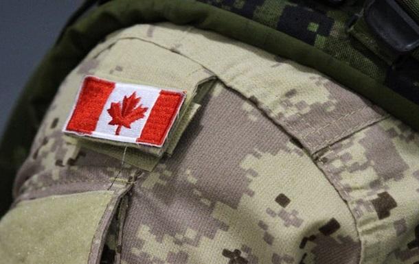 Канада відправить військових інструкторів в Україну