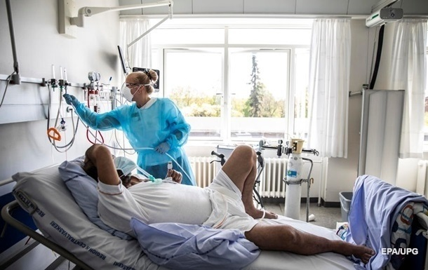 В Украине растет заболеваемость COVID-19