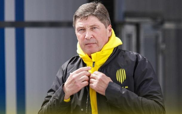 Бакалов залишив Рух, не провівши жодного офіційного матчу на чолі клубу
