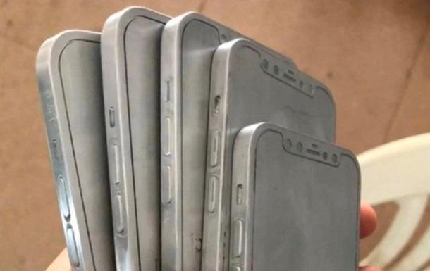 В сеть слили макеты iPhone 12