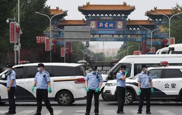 Спалах коронавірусу в Пекіні: деякі райони заблоковані