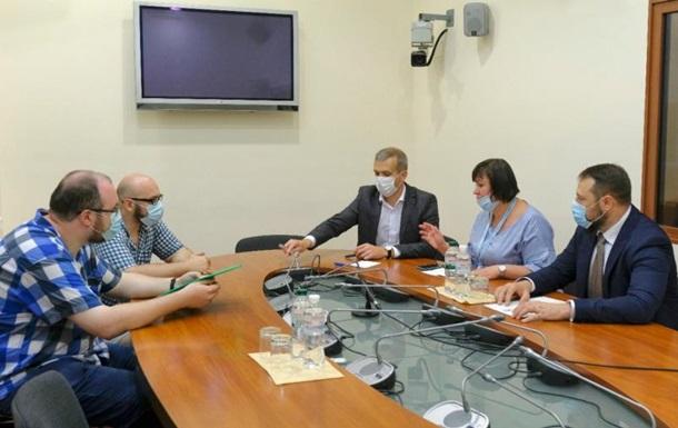 В Кабмине обсудили достройку объектов с инвесторами Укрбуда