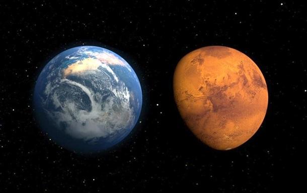 На Марсе заметили уникальное зеленое свечение
