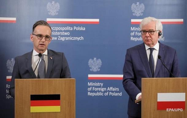 Польща і Німеччина не зійшлися щодо Nord Stream-2