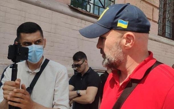 Дело Гандзюк: Мангера отпустили из суда по состоянию здоровья