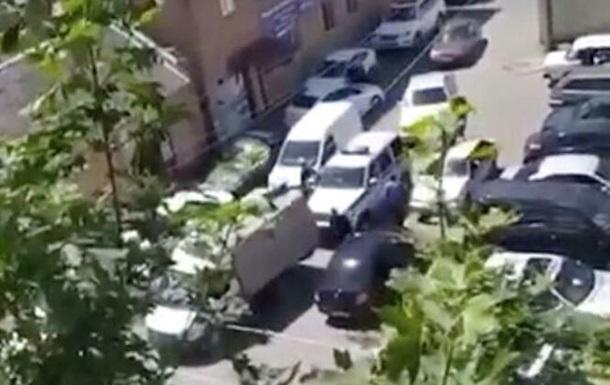 В Ингушетии пять человек погибли в перестрелке