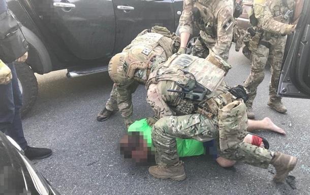 В Запорожье СБУ задержала группу нарктоторговцев