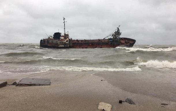 Влада розповіла, як піднімуть затонулий танкер в Одесі