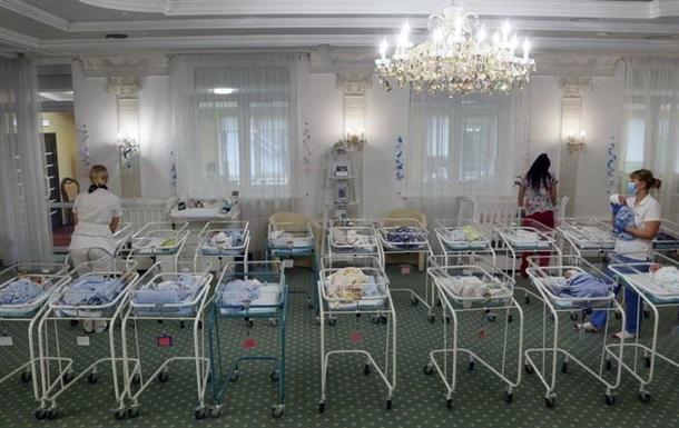 У київському готелі залишаються ще 60 народжених сурмамами немовлят