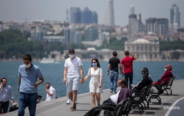 Турция вернулась к масочному режиму
