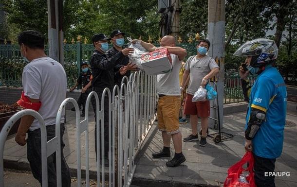 В Китае есть риск новой волны коронавируса