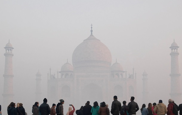 Около половины жителей планеты дышат  плохим  воздухом