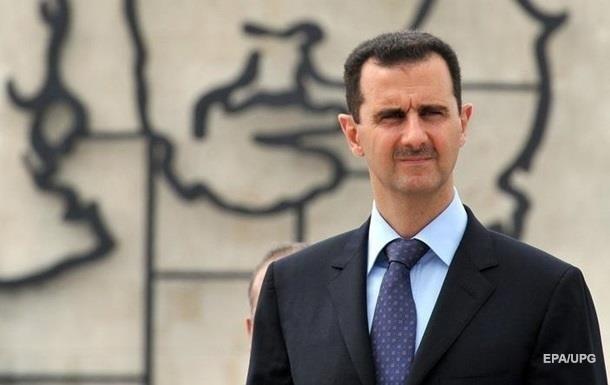 Чорна середа  для Асада: дядька посадили, США ввели санкції