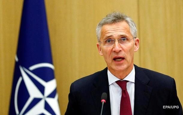 Україна наблизилася до НАТО - Столтенберг