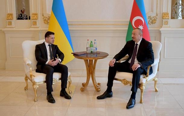 МИД договаривается о визите президента Азербайджана в Украину