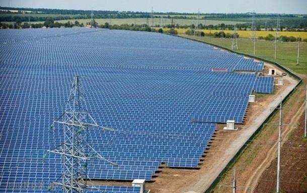 Зеленая  энергетика обогнала атомную по объемам производства