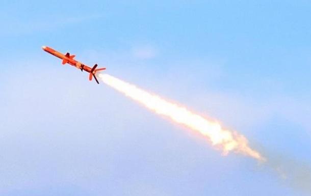 Военные показали уничтожение цели ракетой Нептун