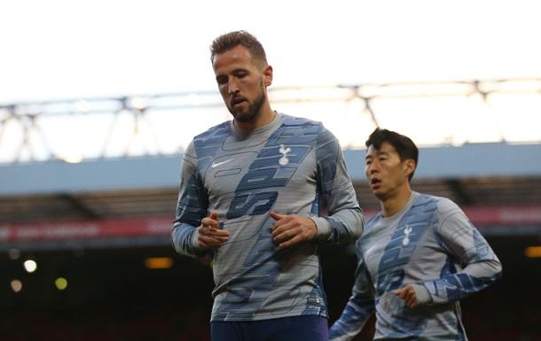 Лідери нападу Тоттенгема зможуть зіграти проти Манчестер Юнайтед