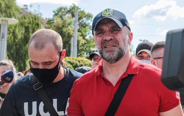 Мангера заарештували без права внесення застави