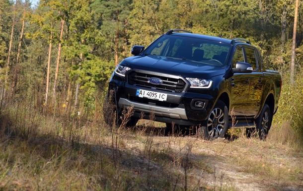 Ford Ranger Wildtrak: Как приручить дракона