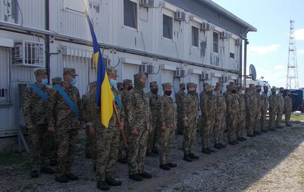 ЗСУ оновили батальйон в Косові